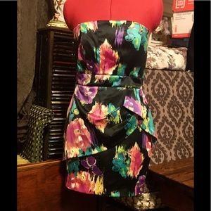 Speechless Strapless Dress